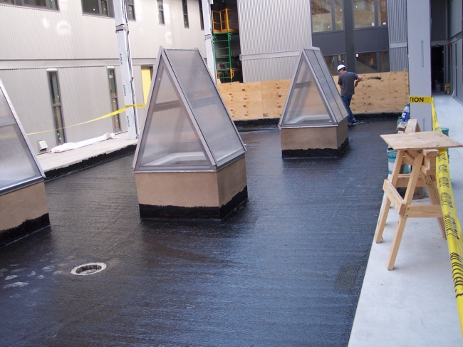 Waterproofing-Deck