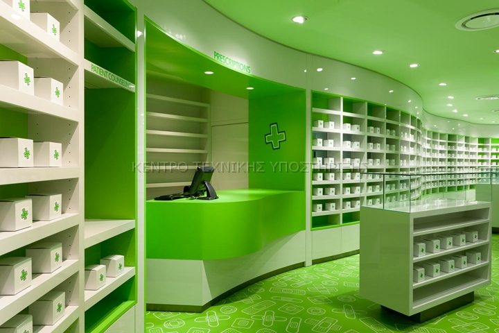 Construction and Renovations Pharmacy6578